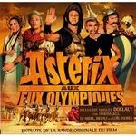 Cover CD Colonna sonora Asterix alle olimpiadi