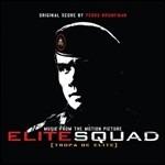Cover CD Colonna sonora Tropa de Elite - Gli squadroni della morte