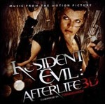 Cover CD Colonna sonora Resident Evil: Afterlife