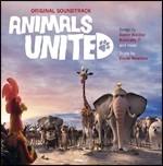 Cover CD Colonna sonora Animals United 3D