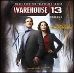 Cover CD Colonna sonora Warehouse 13