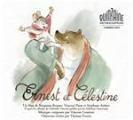 Cover CD Ernest & Celestine