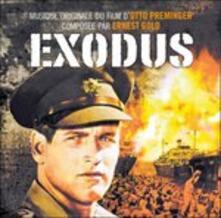 Exodus - CD Audio di Ernest Gold