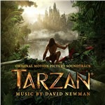 Cover CD Tarzan