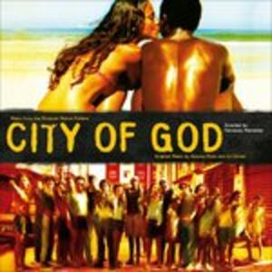 City of God (Colonna Sonora) - Vinile LP di Antonio Pinto,Ed Cortes