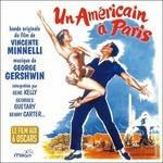 Cover CD Colonna sonora Un americano a Parigi