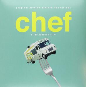 Chef (Colonna Sonora) - Vinile LP