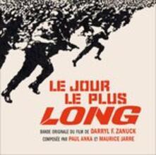 Le Jour Le Plus Long (Colonna sonora) - Vinile LP