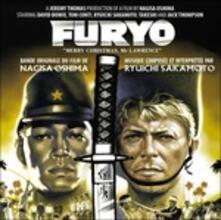 Furyo - Merry Christmas Mr. Lawrence (Colonna Sonora) - CD Audio di Ryuichi Sakamoto