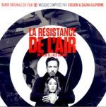 Cover CD Colonna sonora La resistenza dell'aria