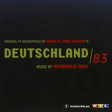 Deutschland 83 - CD Audio di Reinhold Heil