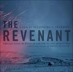 Cover CD Colonna sonora The Revenant