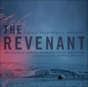 The Revenant (Colonna Sonora) - Vinile LP di Ryuichi Sakamoto,Alva Noto