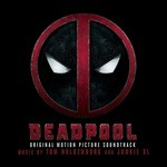 Cover CD Colonna sonora Deadpool
