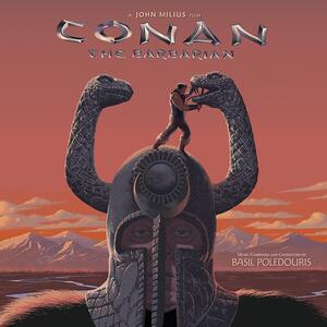 Conan the Barbarian (Colonna Sonora) - Vinile LP di Basil Poledouris