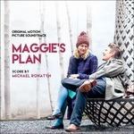 Cover CD Colonna sonora Il piano di Maggie -  A cosa servono gli uomini