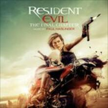 Resident Evil. Final (Colonna Sonora) - CD Audio