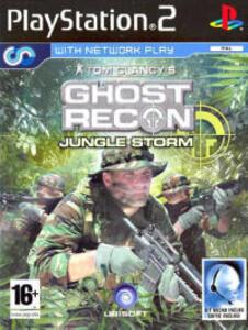 Tom Clancy's Ghost Recon Jungle Storm + Head Set