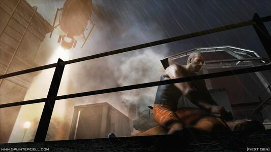 Tom Clancy's Splinter Cell Double Agent - 2