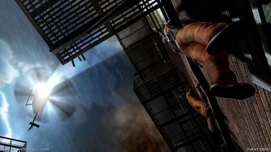 Tom Clancy's Splinter Cell Double Agent - 5