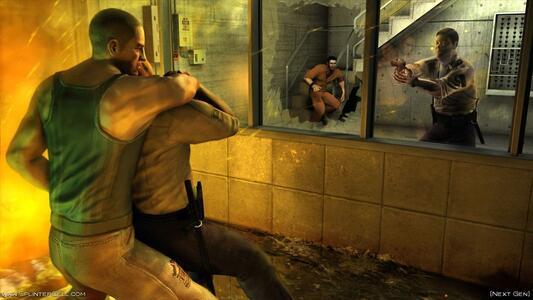 Tom Clancy's Splinter Cell Double Agent - 6