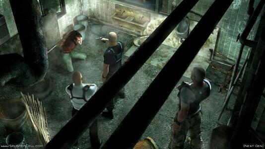 Tom Clancy's Splinter Cell Double Agent - 7