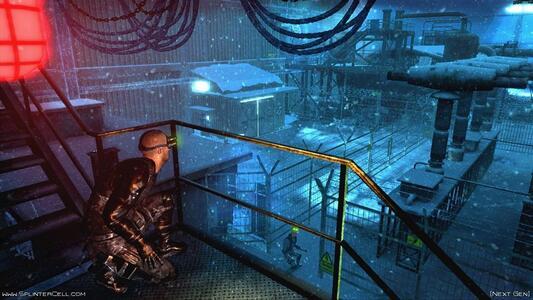 Tom Clancy's Splinter Cell Double Agent - 8