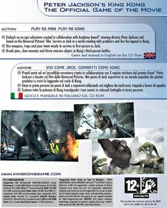 Peter Jackson's King Kong: The Official Game of the Movie KOL - 2