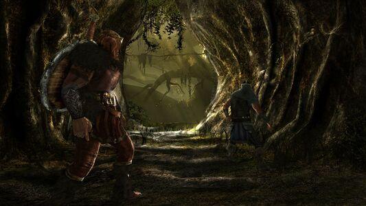 Videogioco Leggenda di Beowulf - il videogioco Xbox 360 1