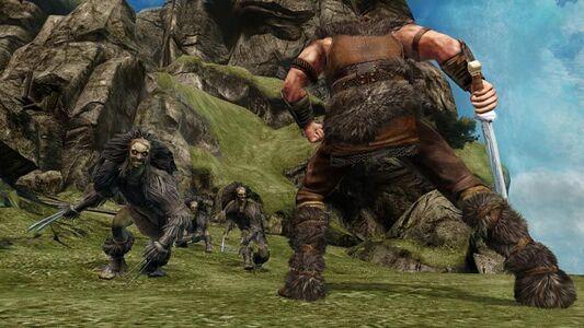 Videogioco Leggenda di Beowulf - il videogioco Xbox 360 4