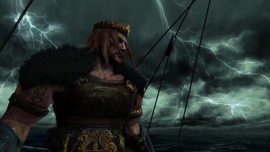 Videogioco Leggenda di Beowulf - il videogioco Xbox 360 5