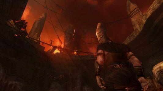 Videogioco Leggenda di Beowulf - il videogioco Xbox 360 9