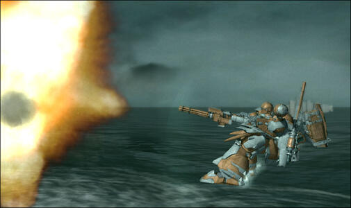 Armored Core for Answer - 5