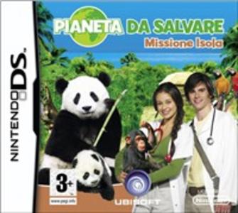 Videogioco Pianeta Da Salvare Missione Isola Nintendo DS 0