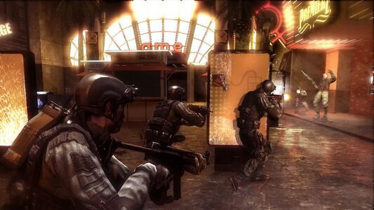 Tom Clancy's Rainbow Six Vegas - 3