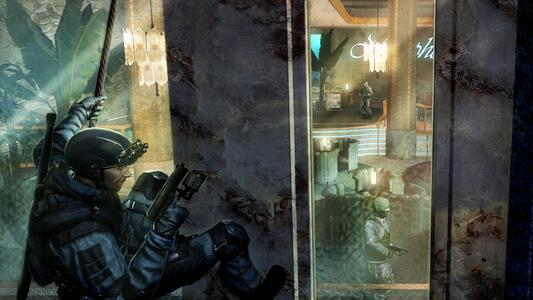 Tom Clancy's Rainbow Six Vegas - 9