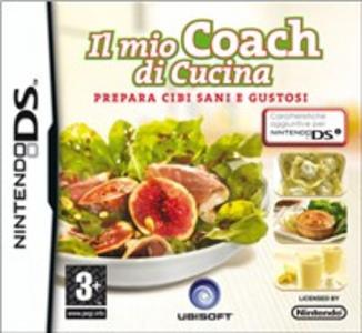 Videogioco Mio Coach Di Cucina Prepara Cibi Sani Nintendo DS 0