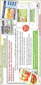 Videogioco Mio Coach Di Cucina Prepara Cibi Sani Nintendo DS 3