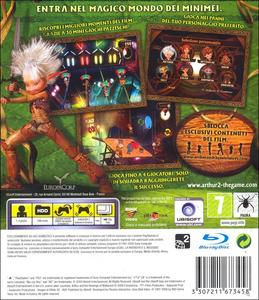 Videogioco Arthur - La Vendetta Di Maltazard PlayStation3 7