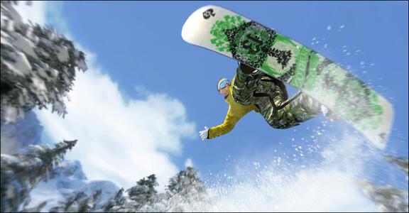 Shaun White Snowboarding - 5