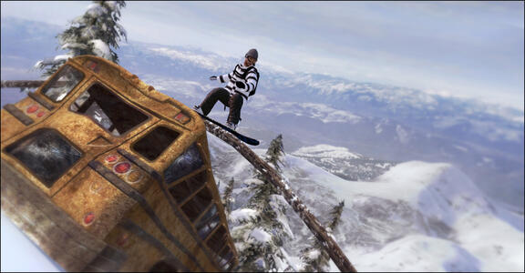 Shaun White Snowboarding - 6
