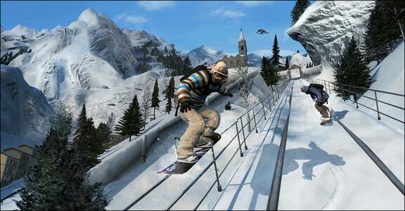 Shaun White Snowboarding - 8