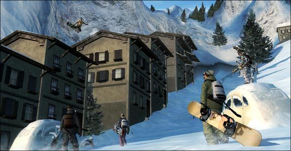 Shaun White Snowboarding - 9