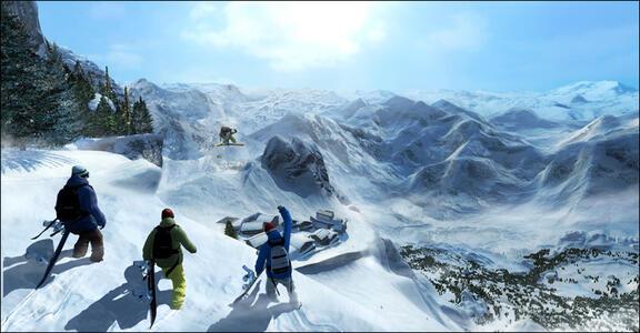 Shaun White Snowboarding - 10