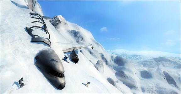 Shaun White Snowboarding - 11