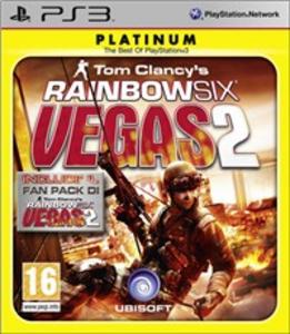 Videogioco Tom Clancy's Rainbow Six Vegas 2 Complete Edition Platinum PlayStation3 0