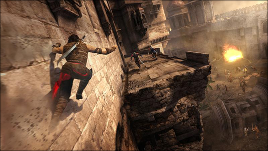 Videogioco Prince of Persia: Le Sabbie Dimenticate Xbox 360 1