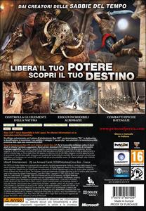 Videogioco Prince of Persia: Le Sabbie Dimenticate Xbox 360 4