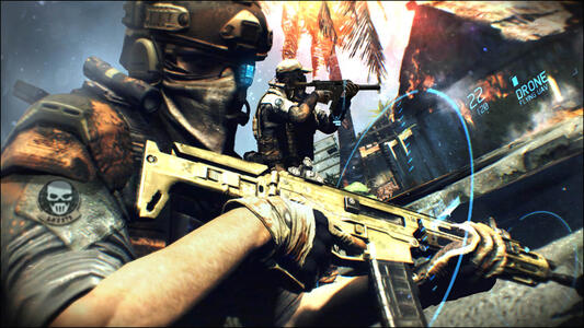 Tom Clancy's Ghost Recon. Future Soldier - 7