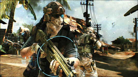 Tom Clancy's Ghost Recon. Future Soldier - 8